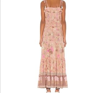 Spell & The Gypsy Collective Dresses - Spell Wild Bloom Strappy Dress in Blush